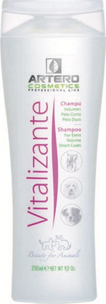 Шампунь для животных Artero Vitalizante, витаминизированный, 250 мл