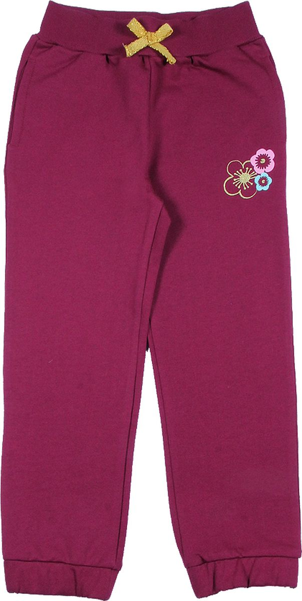 Брюки спортивные Cherubino брюки спортивные для девочки cherubino цвет серый меланж caj 7707 размер 128