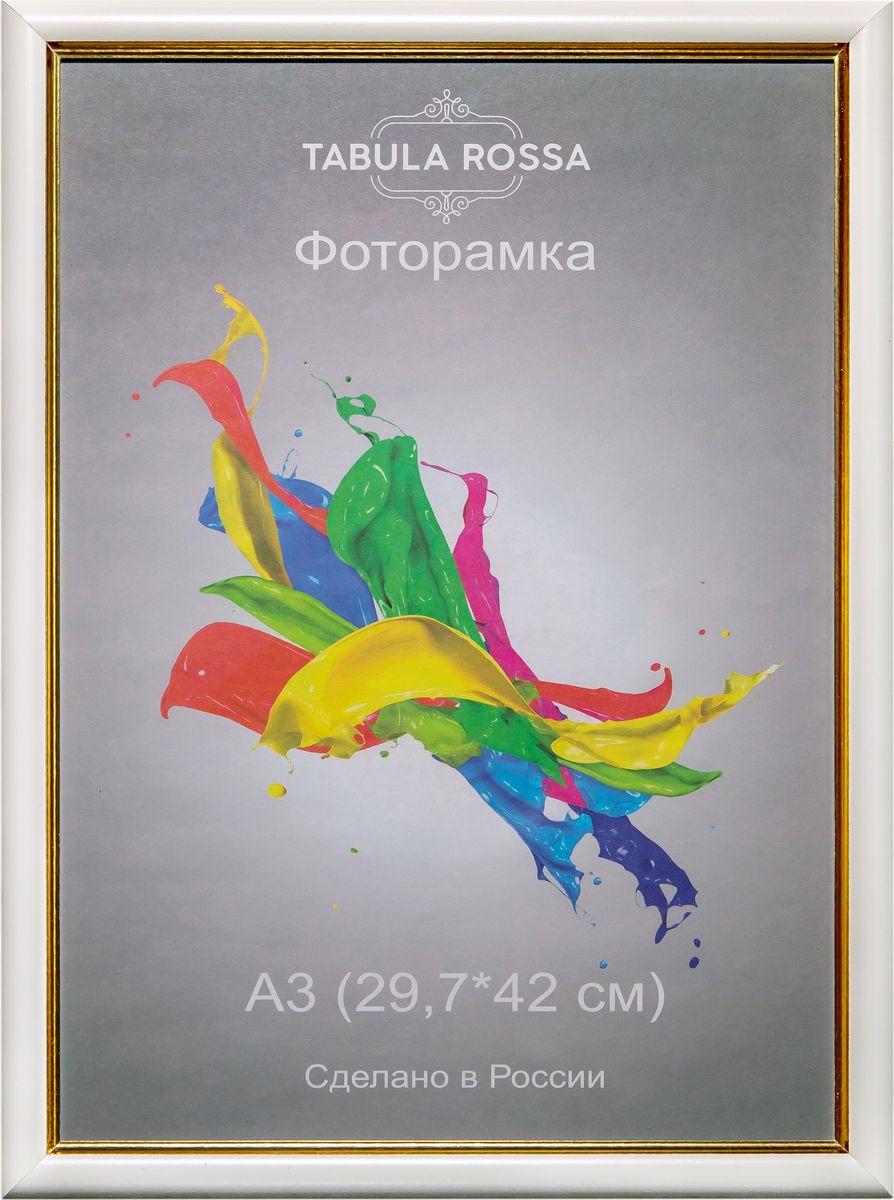 фоторамка tabula rossa серебро браш тр 5665 29 7 x 42 см Фоторамка Tabula Rossa Белый, ТР 5688, 29,7 x 42 см