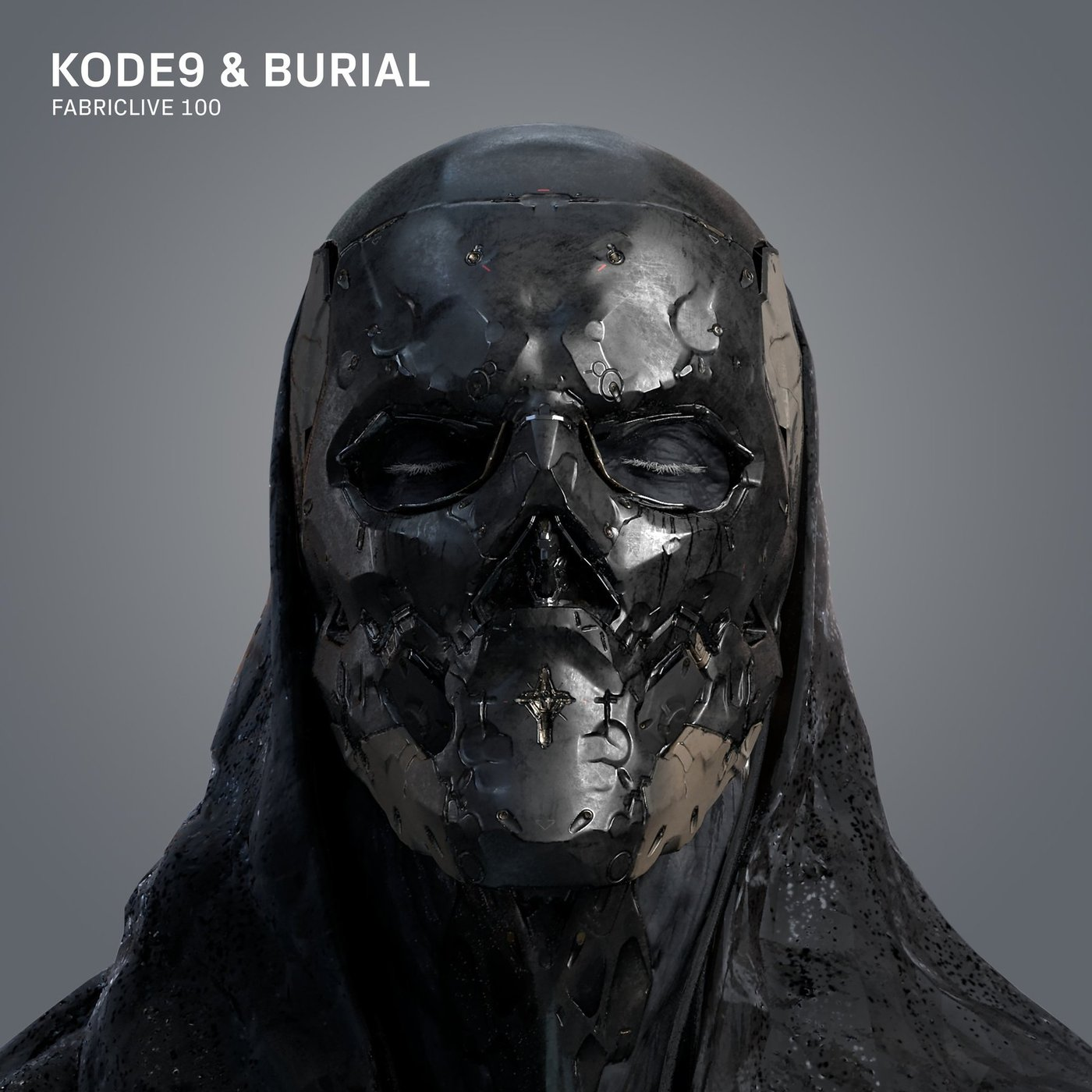 Kode9,Burial Kode9 & Burial. Fabriclive 100. Kode9 & Burial jon richter deadly burial