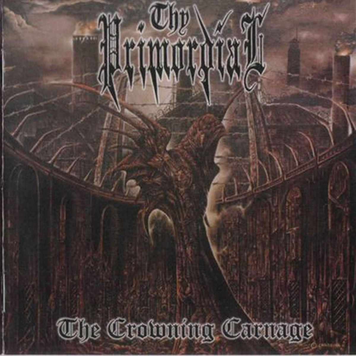Thy Primordial Thy Primordial. The Crowning Carnage (LP) cabot m crowning glory