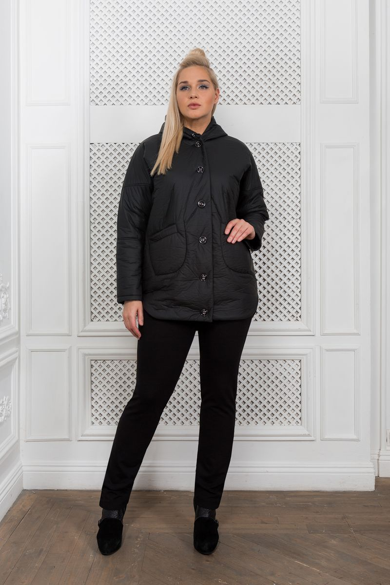 Куртка Зар-стиль юбка зар а стиль цвет черный