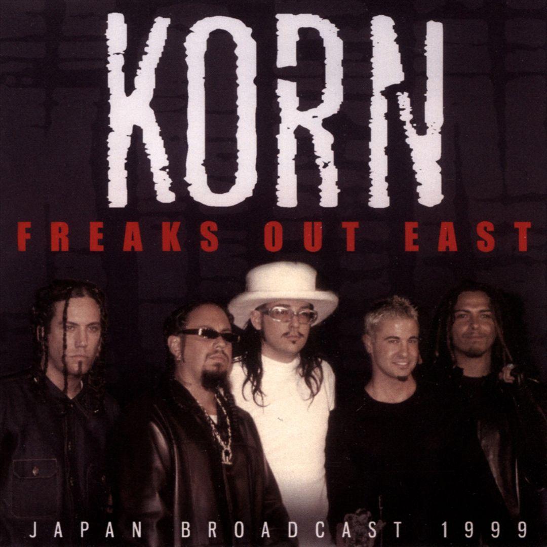 цена Korn Korn. Freaks Out East онлайн в 2017 году