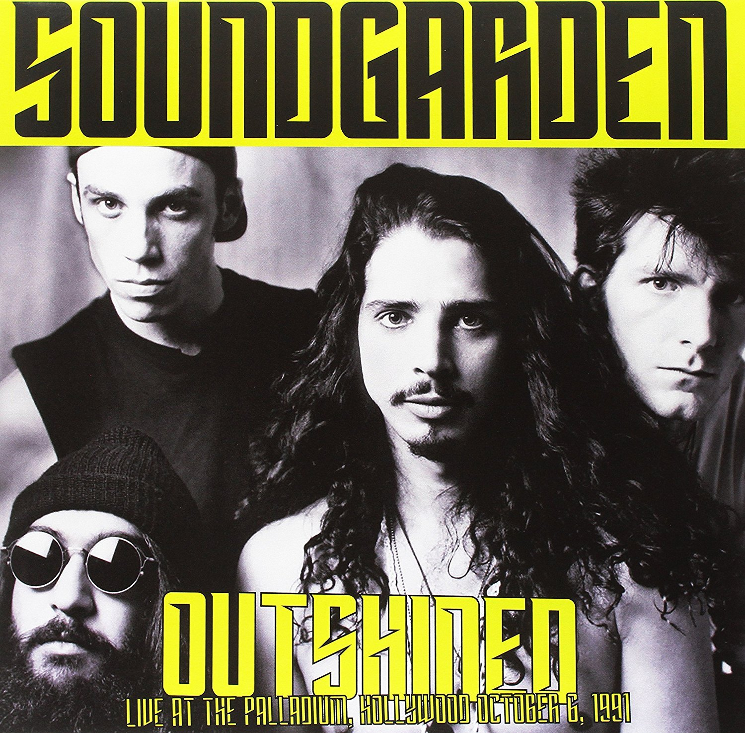 Soundgarden Soundgarden. Outshined: Live At The Hollywood Palladium (LP) soundgarden soundgarden badmotorfinger 2 lp