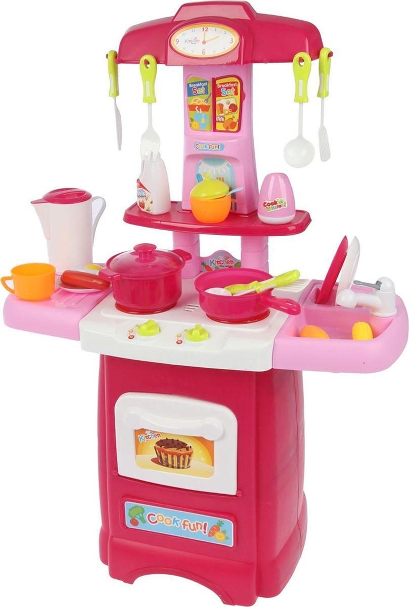 """Игровой модуль """"Модная кухня"""", световые и звуковые эффекты, 2333014"""