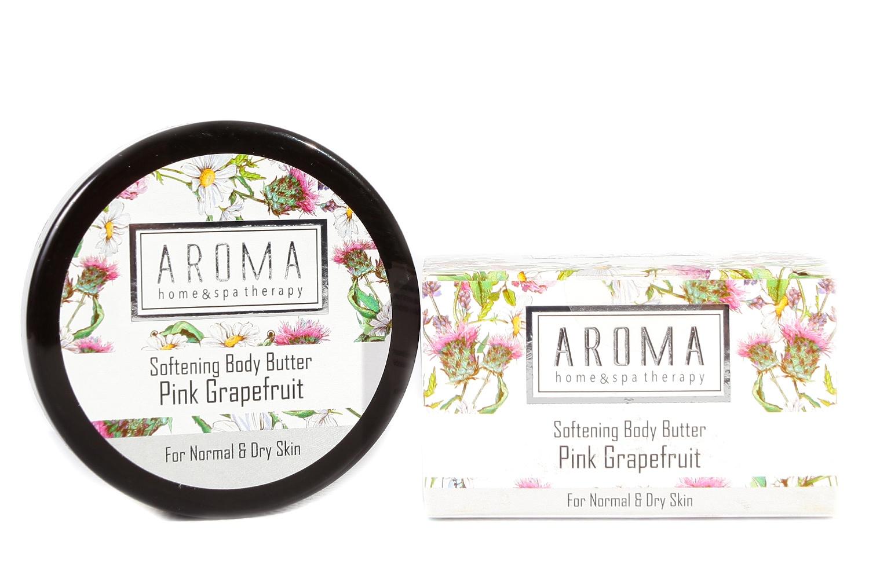 Масло косметическое Organic Therapy Твердое крем-масло для тела «Розовый Грейпфрут» крем для тела манго