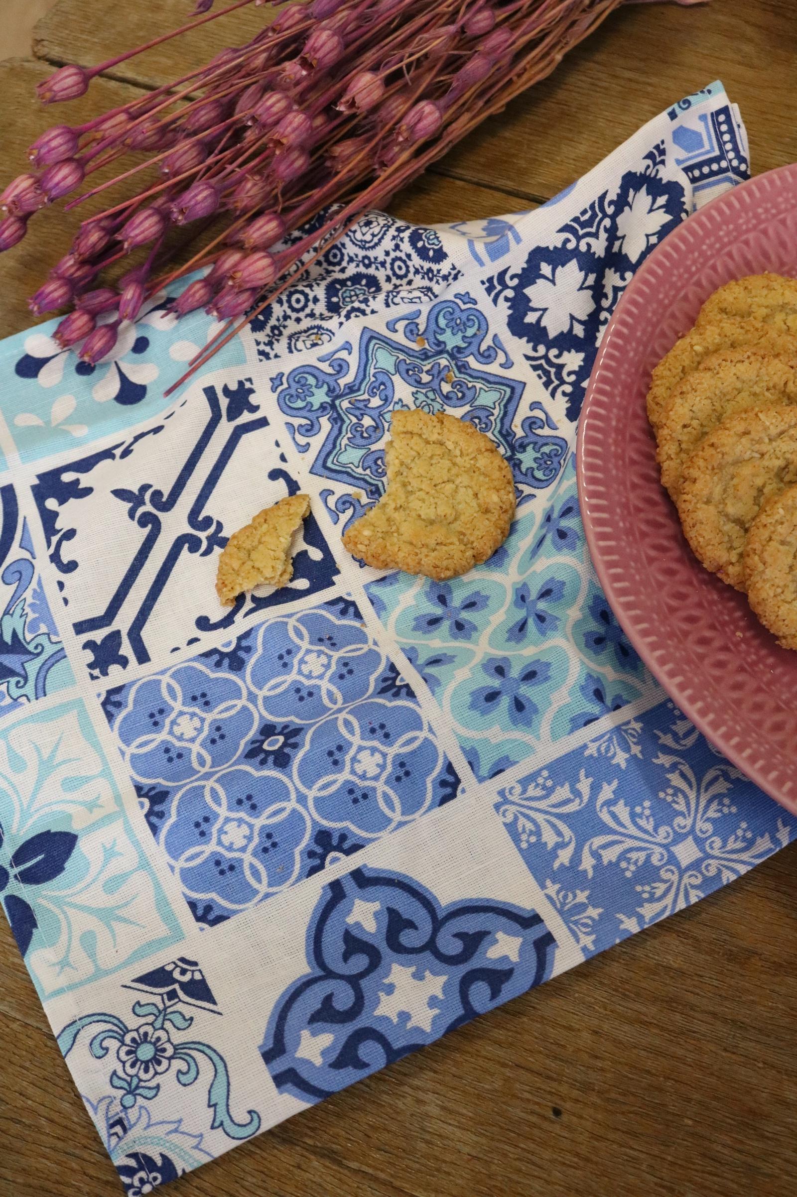 Фото - Салфетка столовая Семейные ценности Салфетка кухонная Изразцы, голубой, белый салфетка хв лен 30х70 см