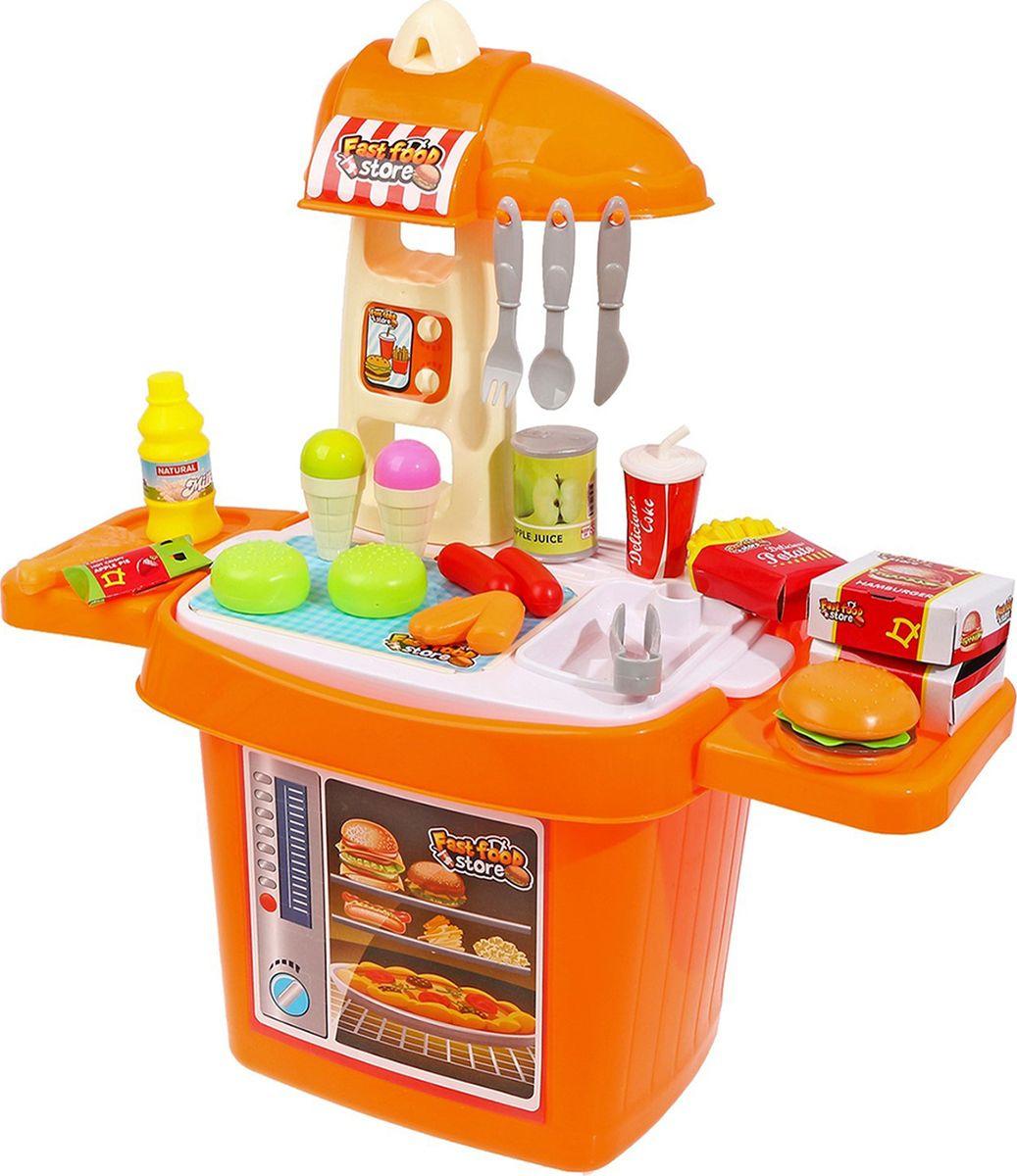 """Игровой модуль """"Магазин быстрого питания"""", с аксессуарами, 2961023"""