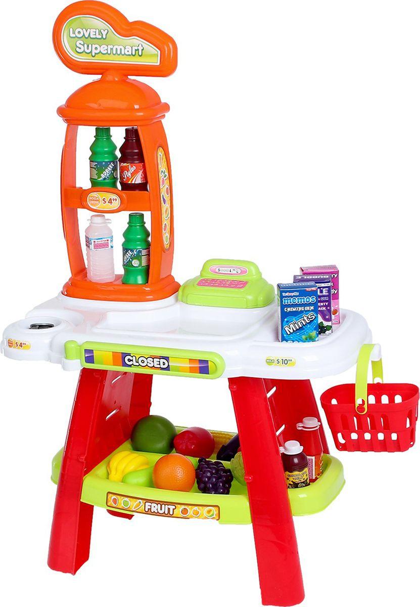 """Игровой набор """"Продуктовый магазинчик"""", с корзинкой, 3014924"""