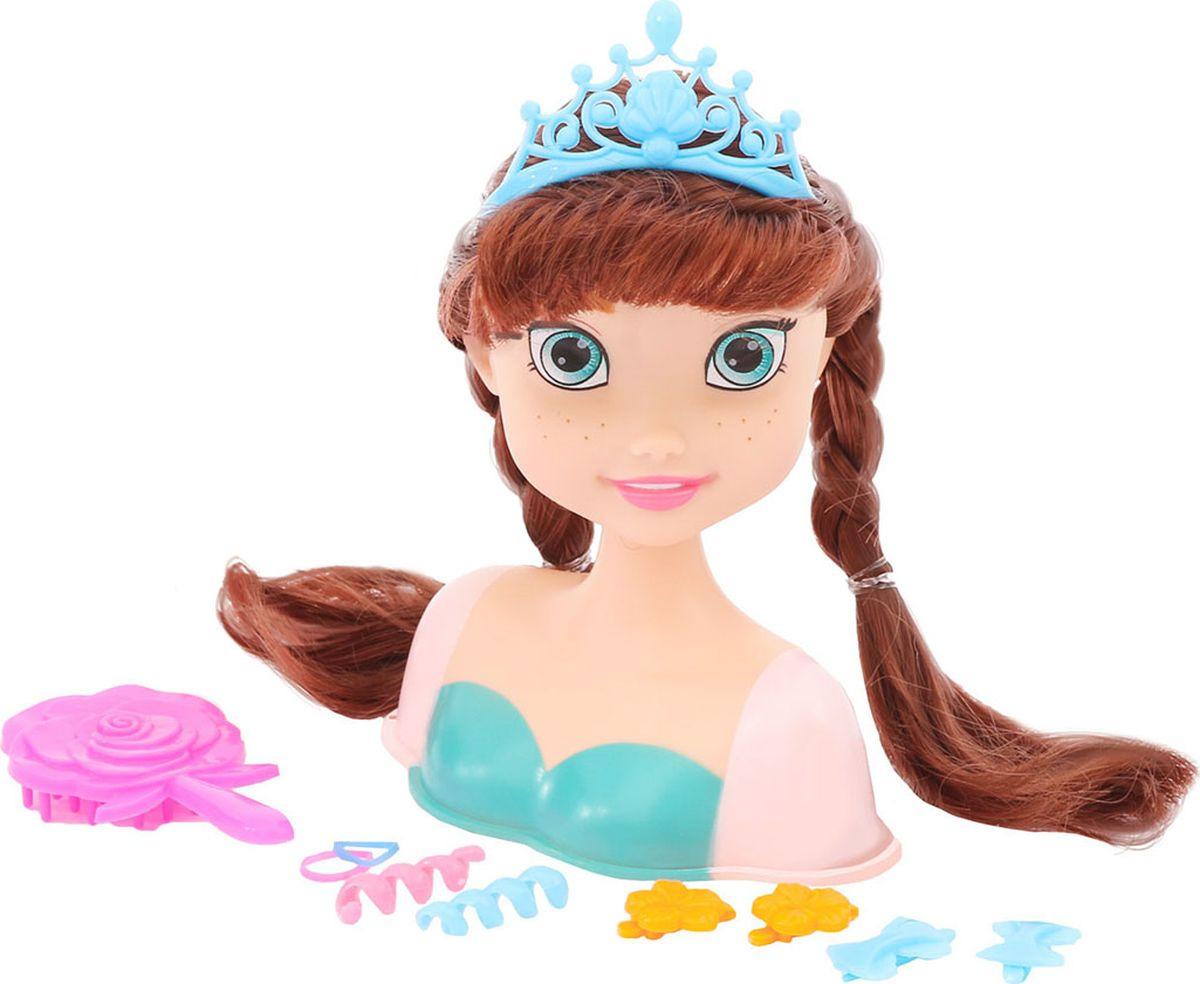 """Кукла-манекен для создания причесок """"Милая принцесса"""", с аксессуарами, 3289320"""