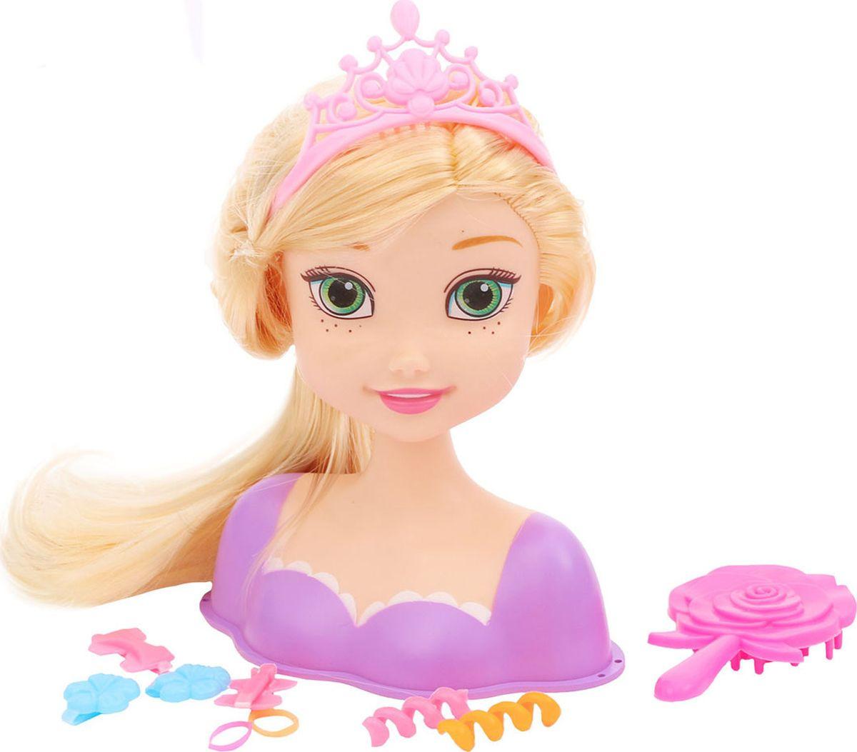 """Кукла-манекен для создания причесок """"Милая принцесса-2"""", с аксессуарами, 3289322"""