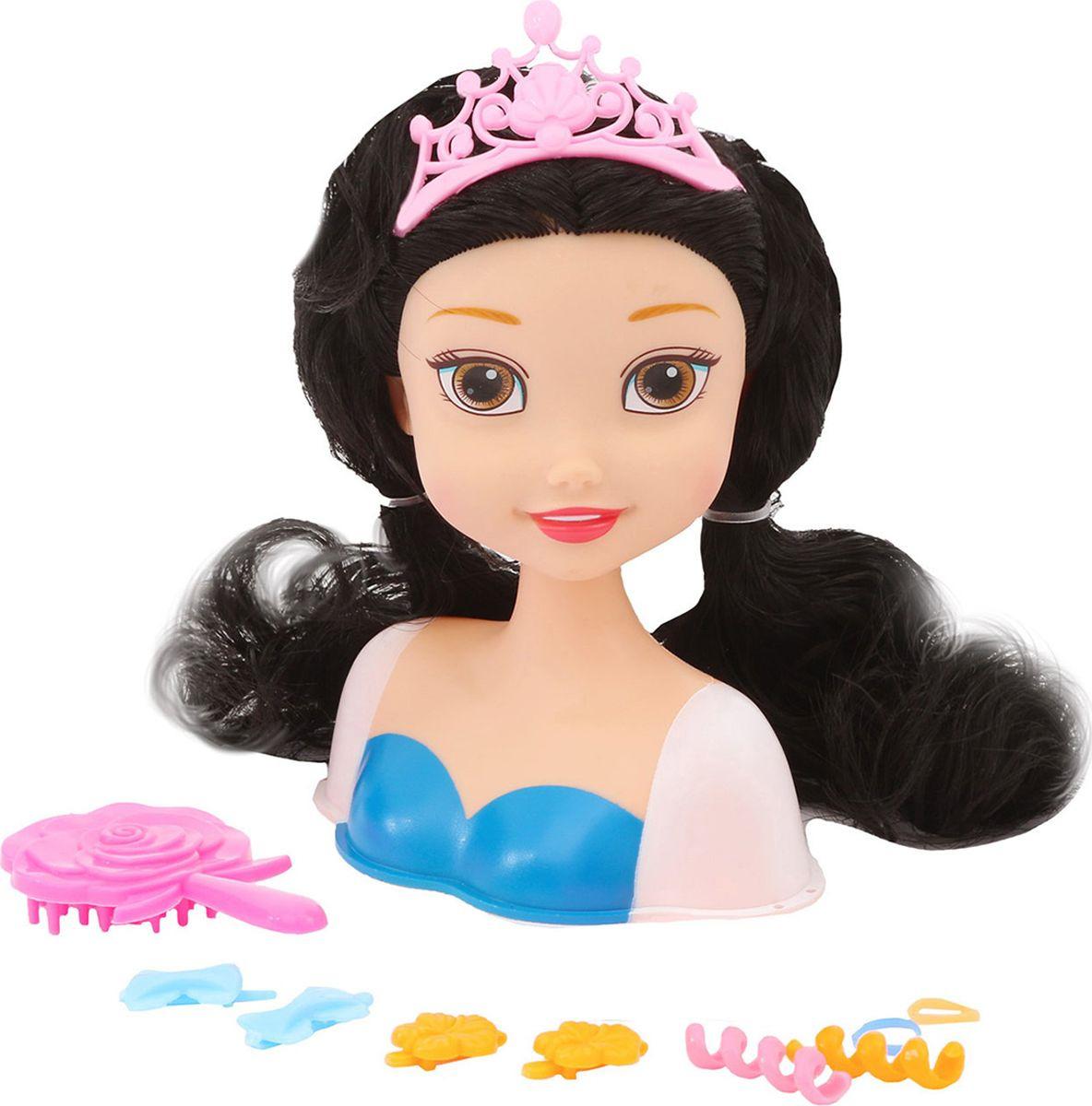 """Кукла-манекен для создания причесок """"Милая принцесса-3"""", с аксессуарами, 3289324"""