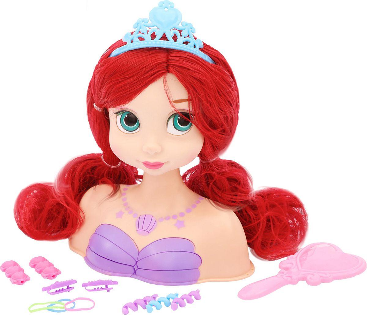 """Кукла-манекен для создания причесок """"Нежная принцесса"""", с аксессуарами, 3289325"""