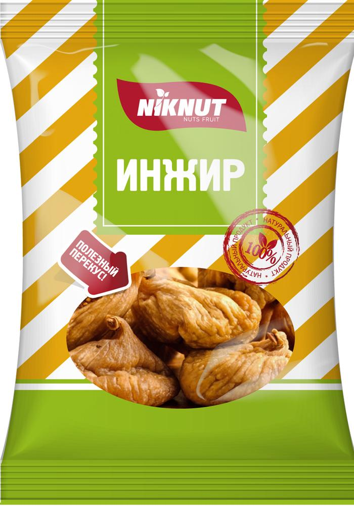 Сухофрукты NIK NUT перекуси здОрово, Инжир, 180