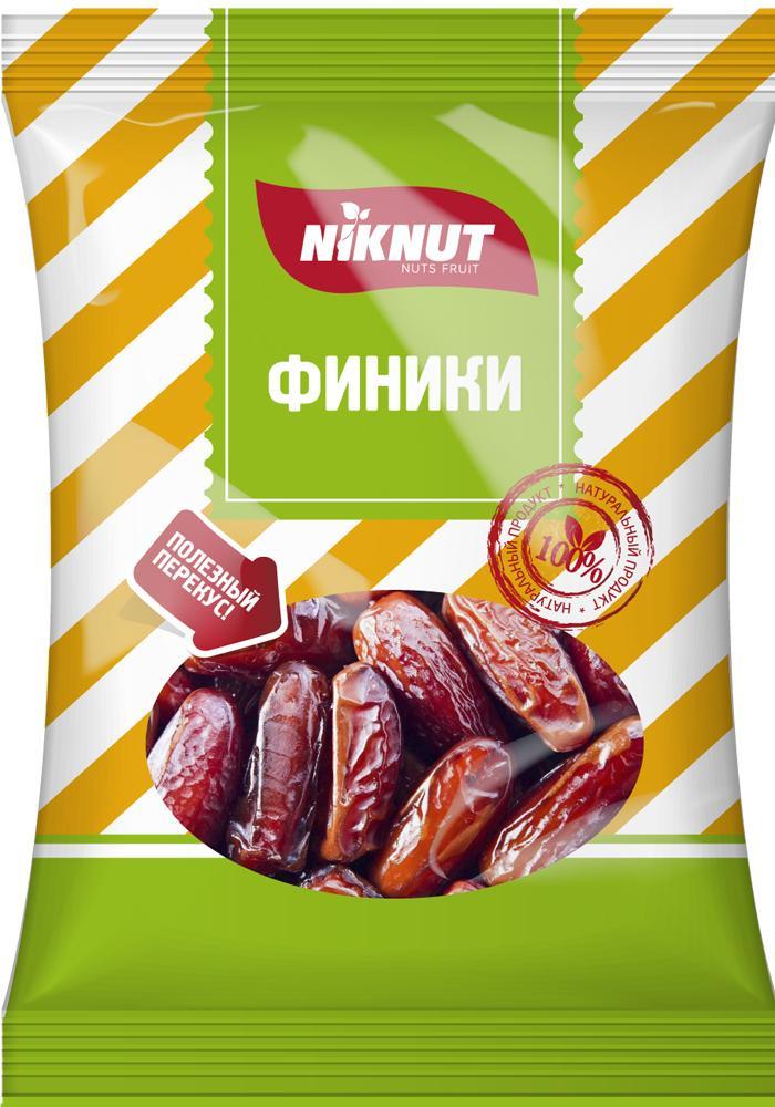Сухофрукты NIK NUT перекуси здОрово, Финик, 180