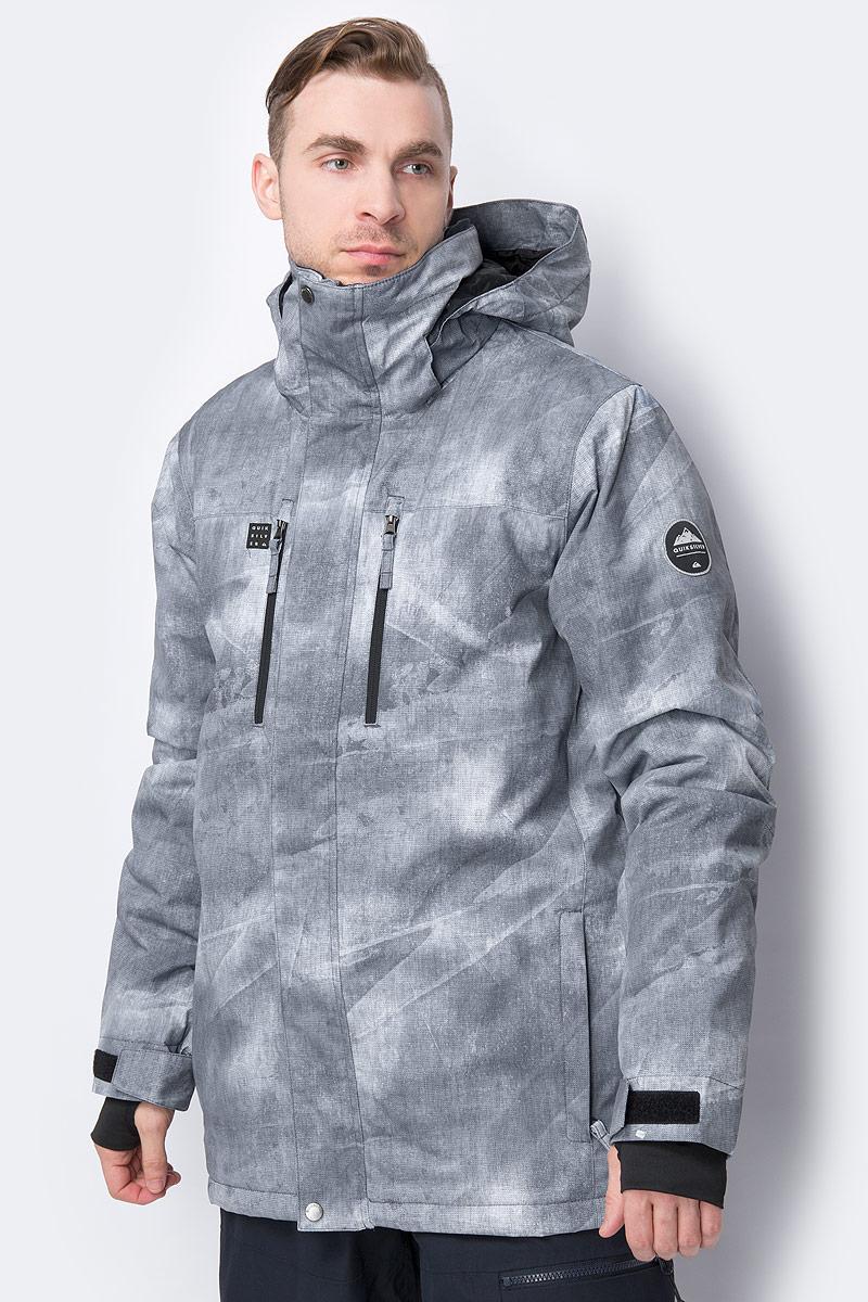купить Куртка Quiksilver Mission PR JK по цене 15490 рублей