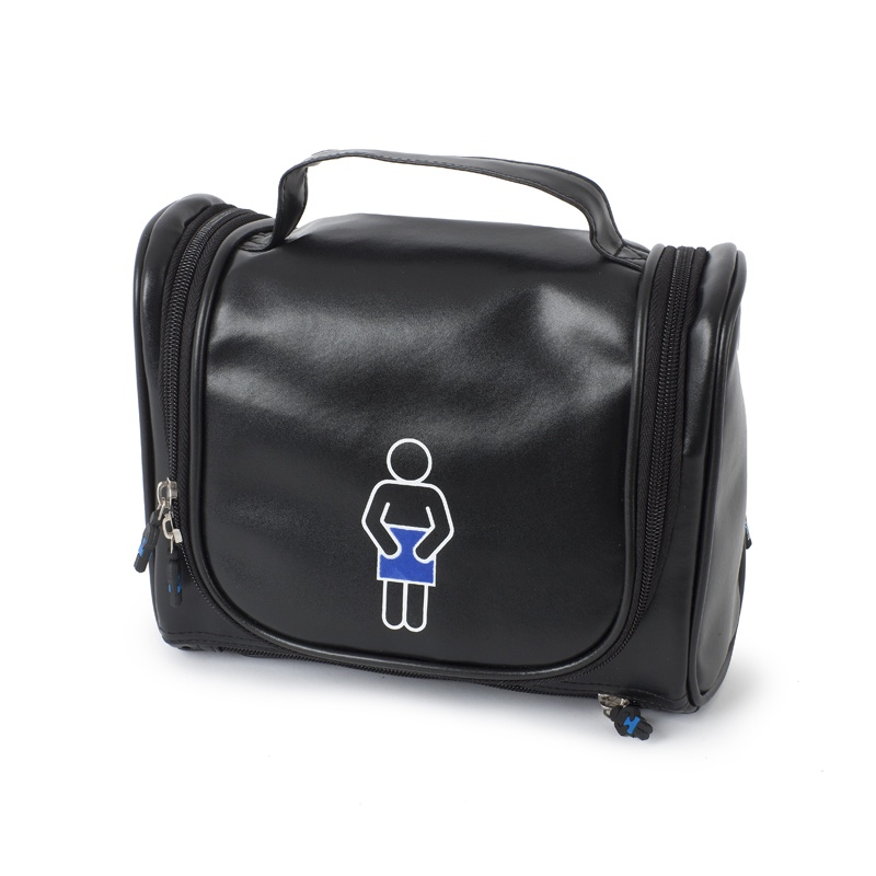Сумка-органайзер Balvi для туалетных принадлежностей M-Icon, черный