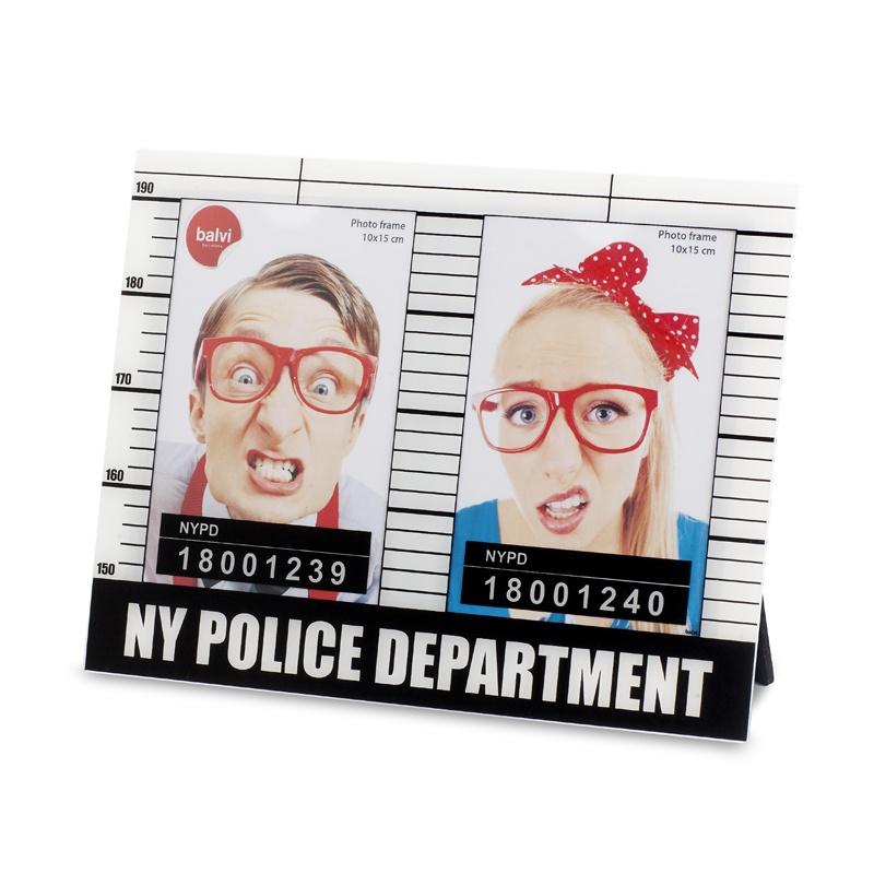 Фоторамка Balvi NYPD 10x15 цена