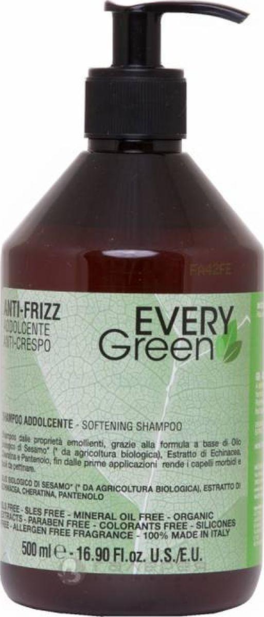 Шампунь для волос Dikson Anti-Frizz Shampoo Idratante, для вьющихся, 500 мл