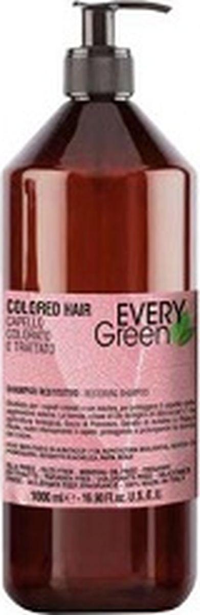 Шампунь для волос Dikson Colored-Hair Shampoo Protettivo, для окрашенных, 1000 мл цена