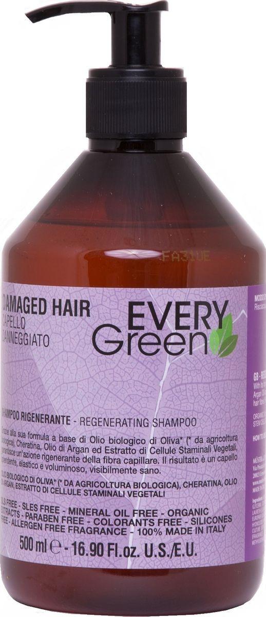 Шампунь для волос Dikson Damaged Hair Shampoo Rigenerante, для поврежденных, 500 мл