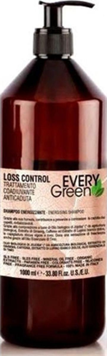 Шампунь для волос Dikson Loss Control Shampoo Energizzante, против выпадения, 1000 мл цена в Москве и Питере