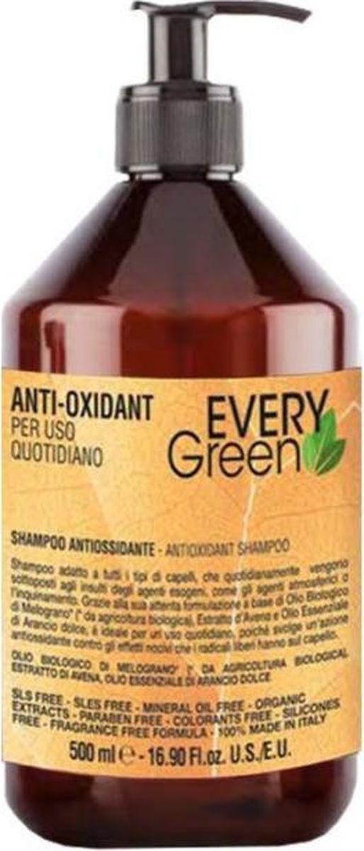 Шампунь-антиоксидант для волос Dikson Anti-Oxidant Shampoo Antiossidante, 500 мл