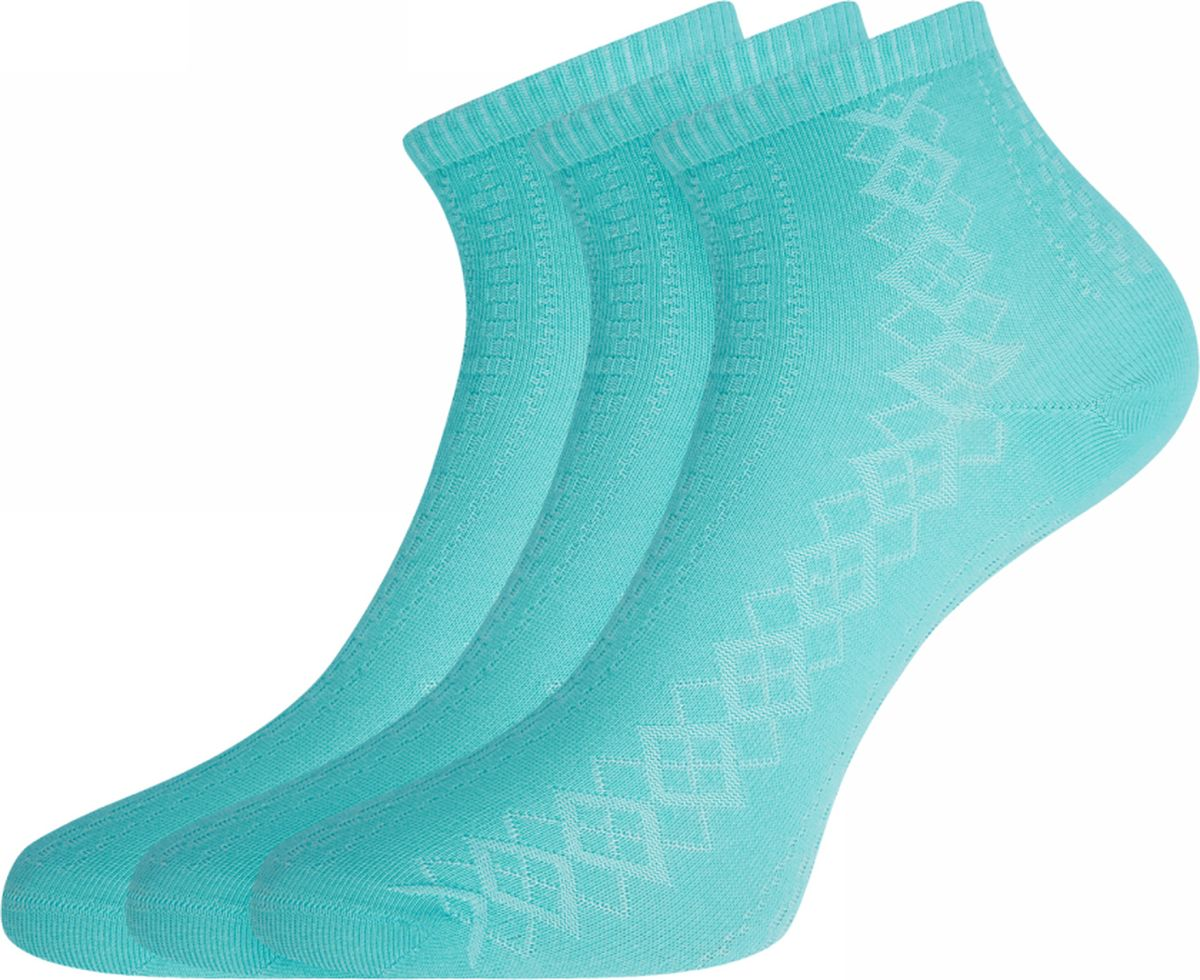 Комплект носков oodji комплект из 5 пар однотонных носков