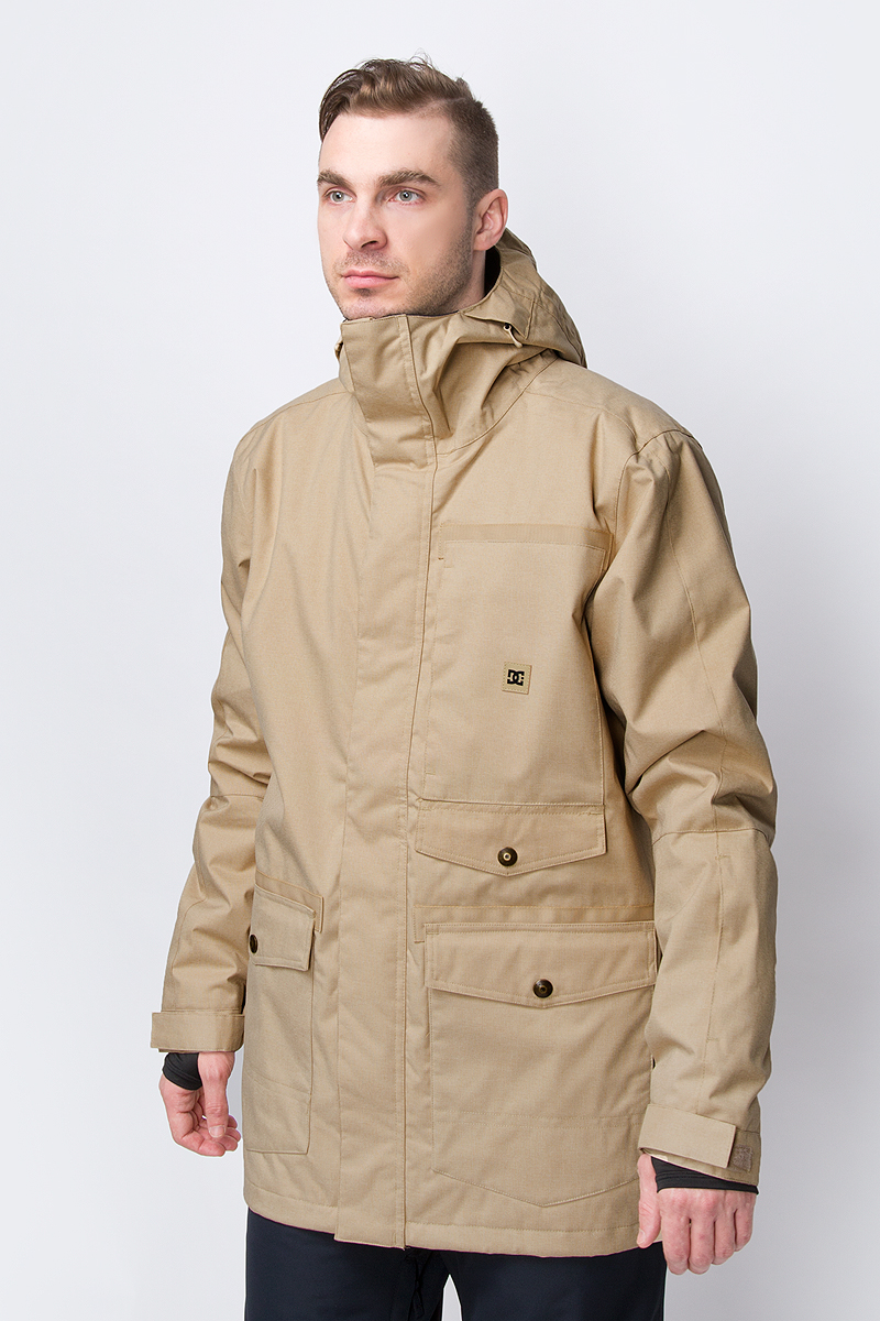 Куртка DC Shoes Servo Jkt цена