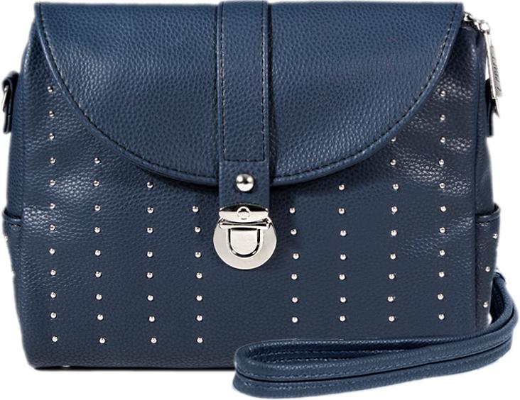 Сумка L-Craft 1285, 24215, синий сумка l craft 1172 23272 синий
