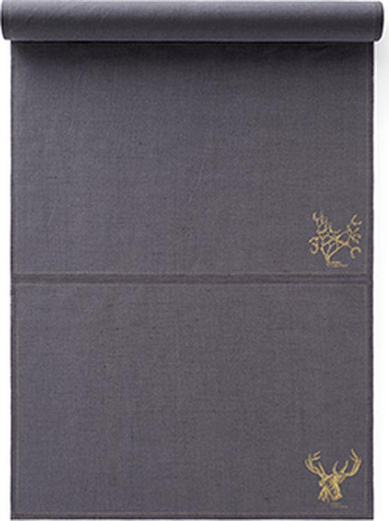 Салфетка столовая My Drap Linen Always Christmas, Л8962, темно-серый, золотой, 6 шт в рулонеЛ8962Эксклюзивная ткань из 100% хлопка My Drap отличается высочайшим качеством и точностью исполнения. Производитель салфеток из хлопка Texia (My Drap)- столетняя текстильная компания, основанная в Барселоне в 1917 году.My Drap – это единственный бренд, производящий хлопковые и льняные столовые подстановочные салфетки в рулоне. Текстильные салфетки My Drap обладают многочисленными преимуществами: Рулонные салфетки с «разрезом», бесшовные края салфеток. Салфетки можно стирать, стирка не менее 10 раз, Обширный выбор размеров, форматов и цветов. Созданные по инновационным технологиям, салфетки имеют безупречную прочность. Руководство компании заботится о бережном отношении к окружающей среде – салфетки являются биоразлагаемым продуктом.
