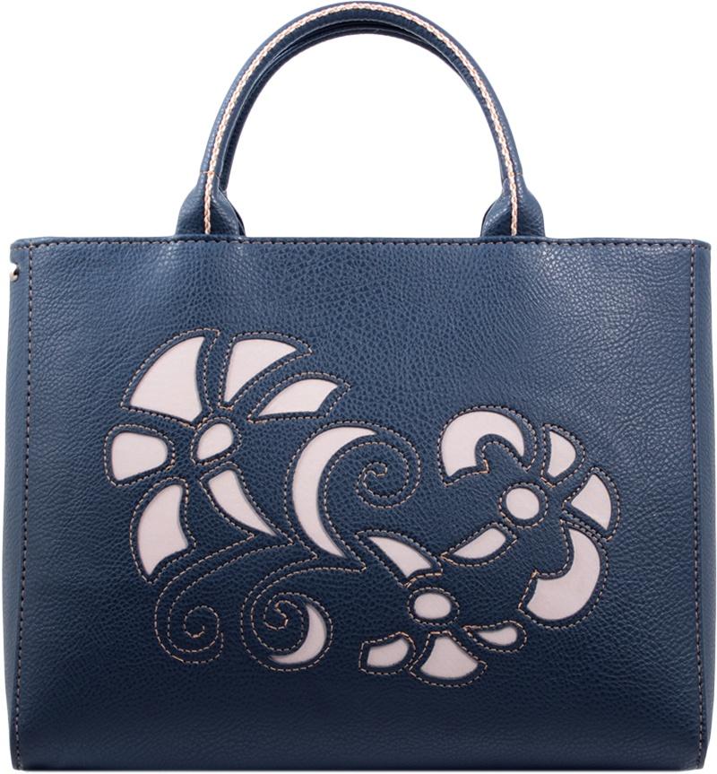 Сумка L-Craft 1286, 24345, синий сумка l craft 1172 23272 синий