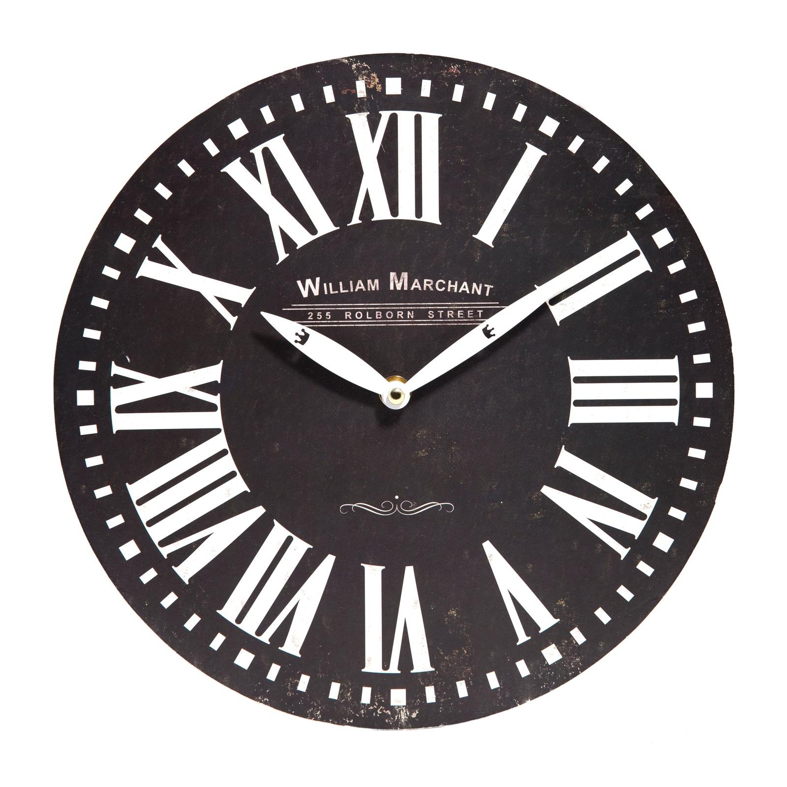 Настенные часы Mitya Veselkov William Marchant все цены
