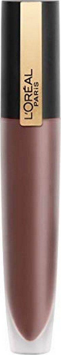 Губная помада-тинт для губ L'Oreal Paris Rouge Signature, матовый, тон № 117, 7 мл