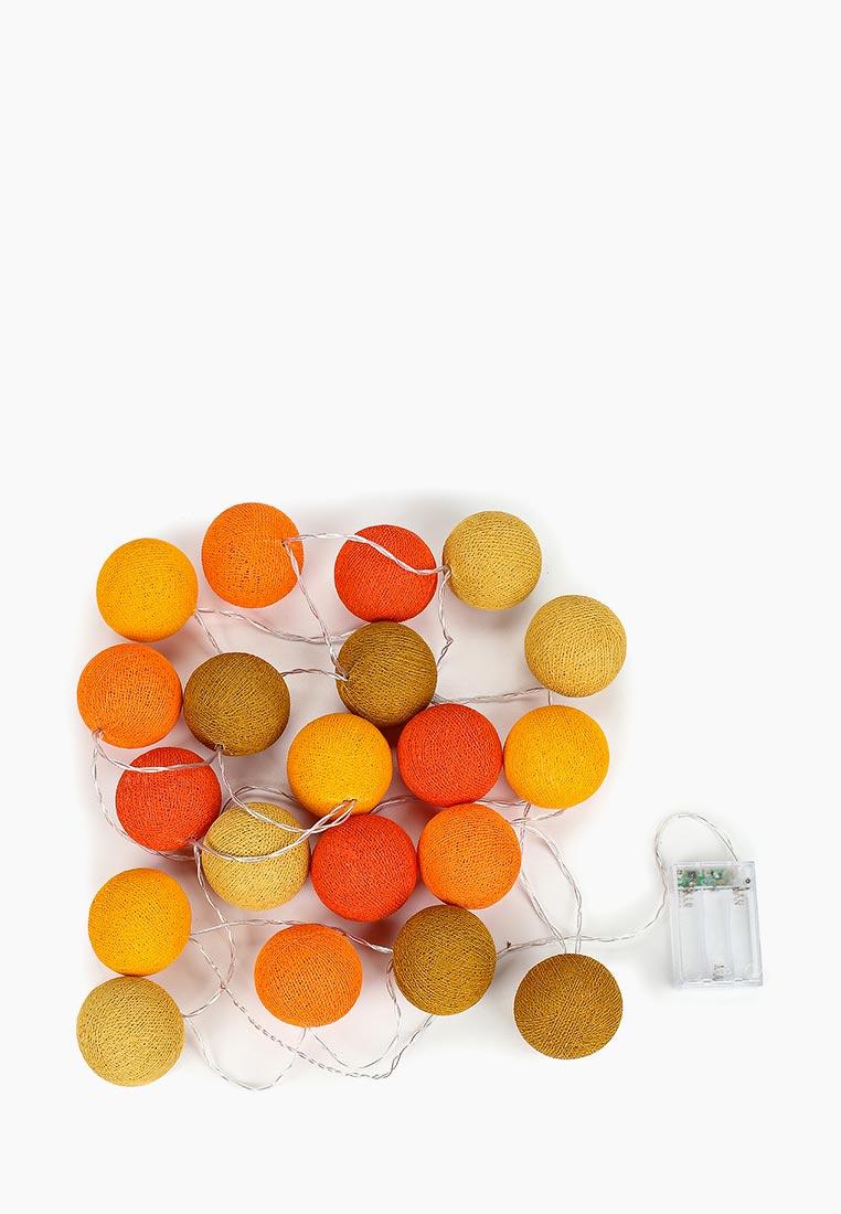 Подвесное украшение Lares & Penates Осень, 17210, оранжевый