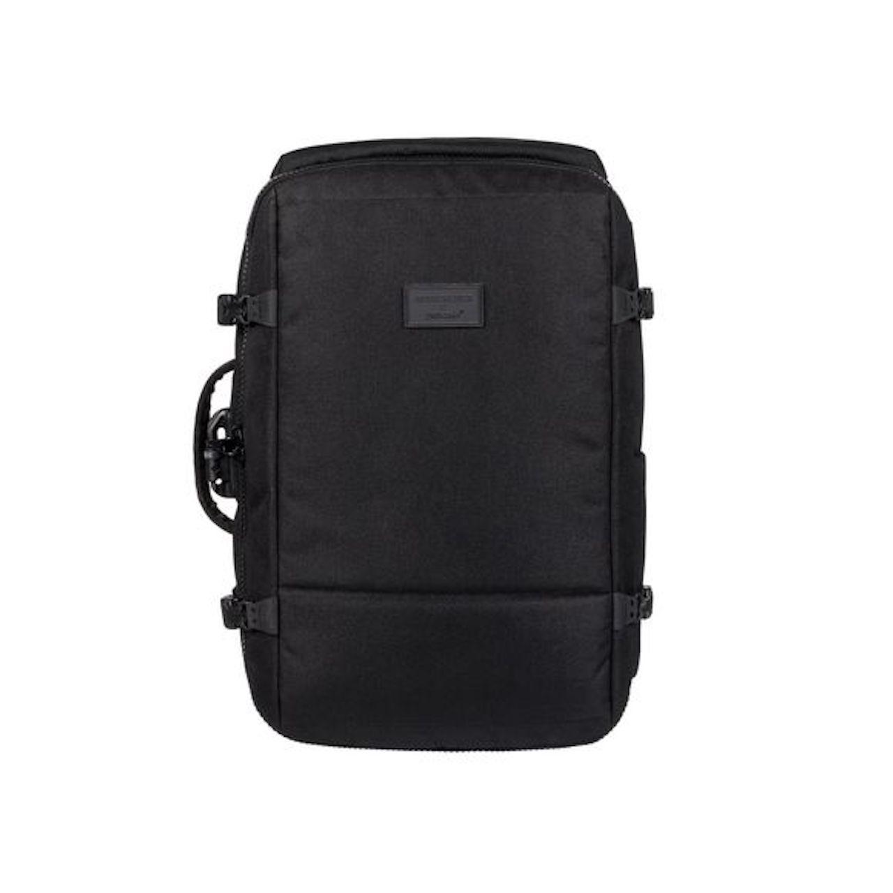 Рюкзак Pacsafe Quiksilver X40L, цвет: черный, 40 л, черный рюкзак мужской quiksilver everydaypostemb m eqybp03501 bng0 королевский синий