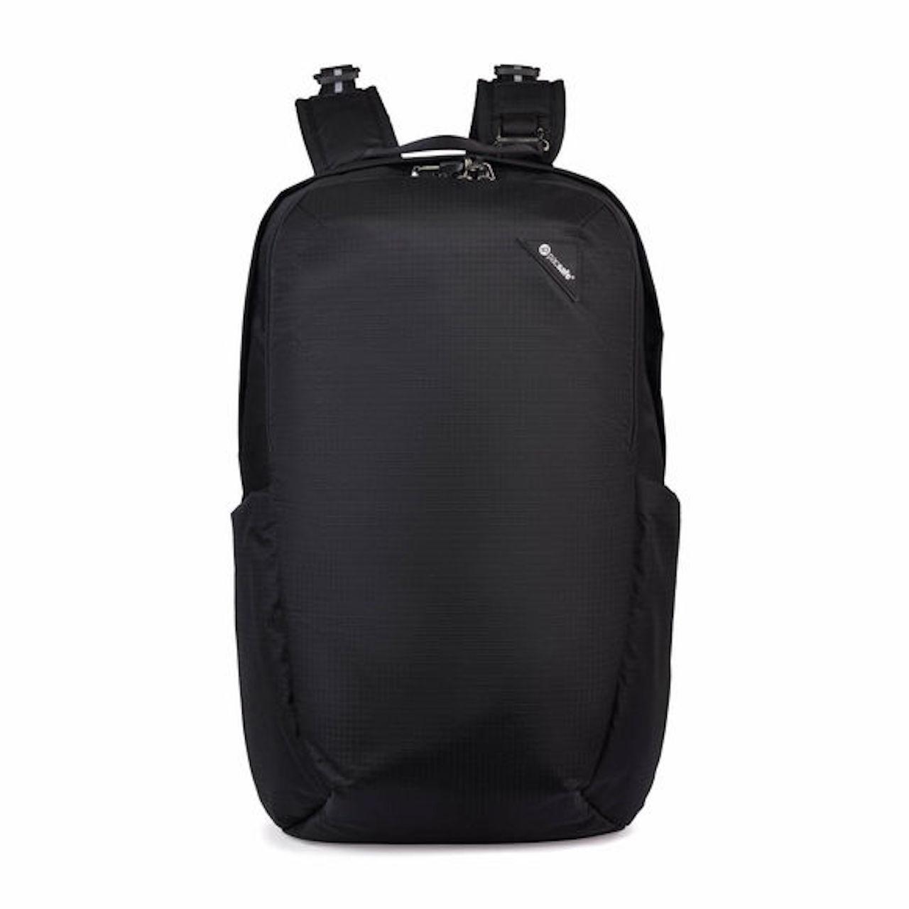 60301130, Рюкзак антивор Pacsafe Vibe 25, цвет: черная смола, 25 л. цены
