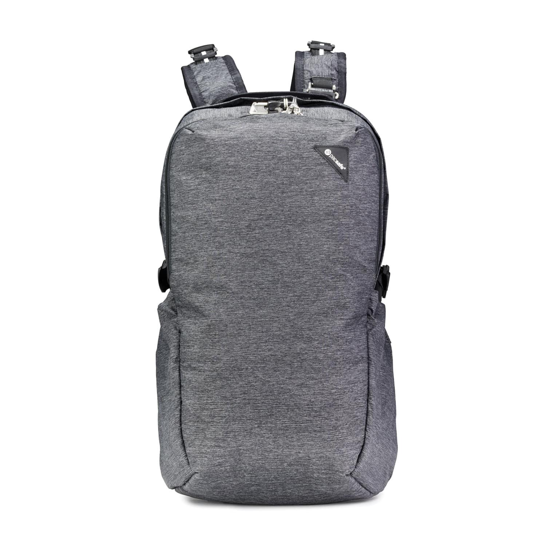 Рюкзак городской Pacsafe Рюкзак антивор Vibe 25, цвет: гранит, 25 л., серый рюкзак спортивный columbia essential explorer 25l цвет черный 25 л