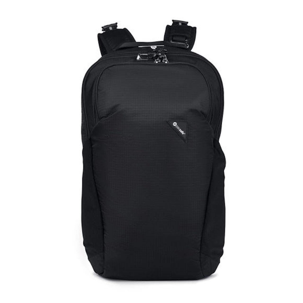 Рюкзак городской Pacsafe Рюкзак антивор Vibe 20L, цвет: черная смола, 20 л., черный цены
