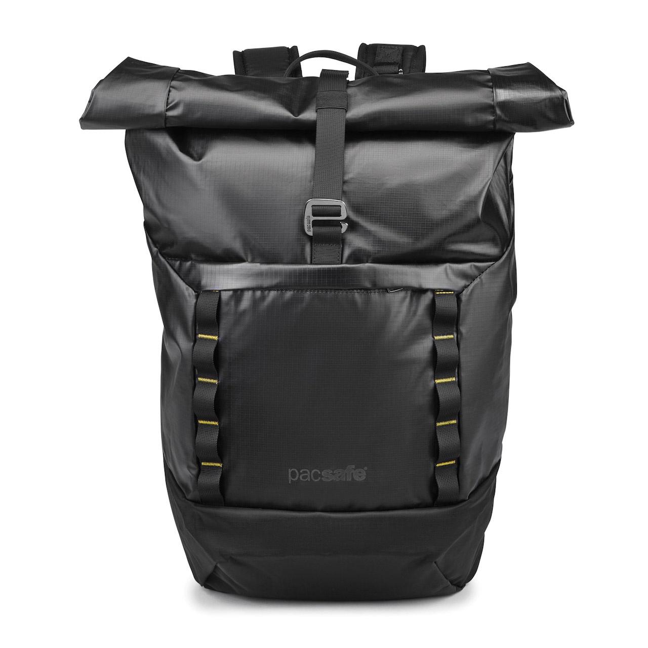Фото - Рюкзак Pacsafe антивор Dry Lite 30L, цвет: черный, 30 л., черный рюкзак moshi helios lite для ноутбуков размером до 15 дюймов цвет черный материал полиэстер нейлон цвет серый черный