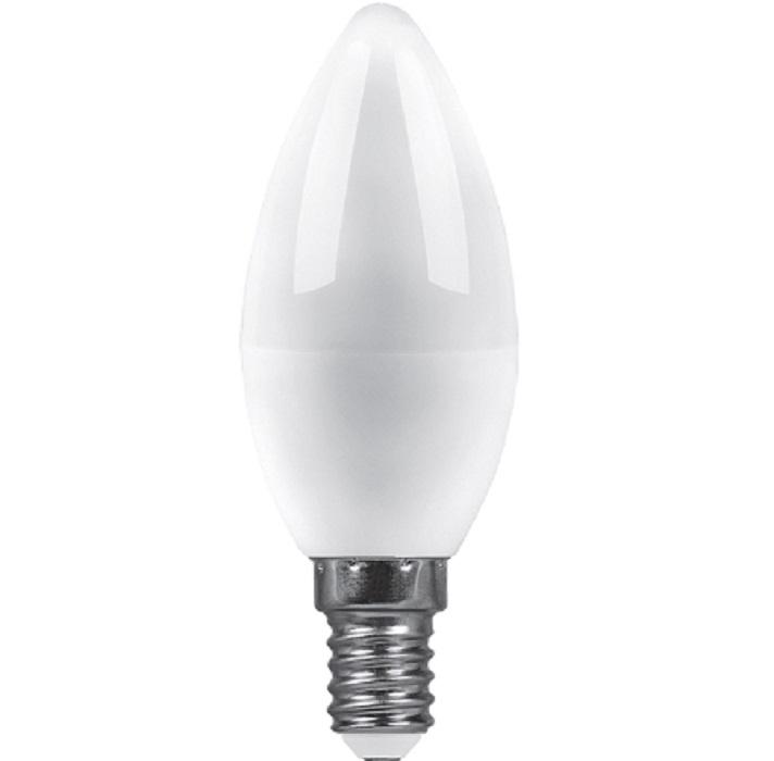 Лампочка Saffit Свеча