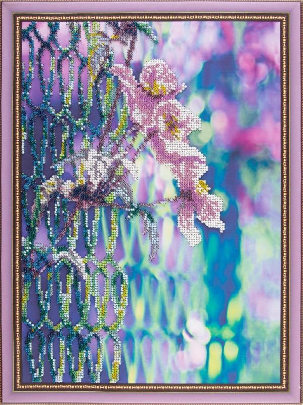 Набор для вышивания Color Kit Вышивка бисером на холсте набор шкатулок для рукоделия bestex 3 шт zw001250