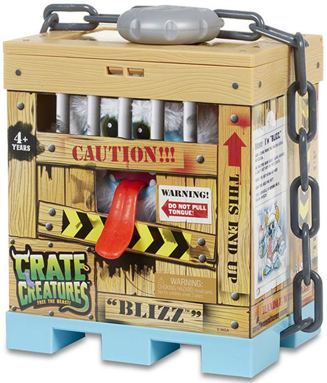 Игрушка Crate Creatures