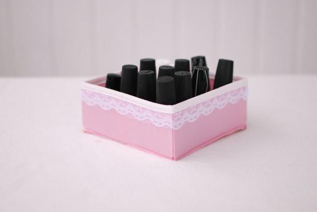 """Органайзер для мелочей """"Berry Cake"""" розовый Trendyco Р17"""