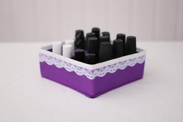"""Органайзер для мелочей """"Berry Cake"""" фиолетовый Trendyco Ф17"""