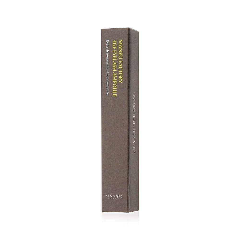 Сыворотка для роста ресниц и бровей  Manyo Factory 4GF Eyelash Ampoule 8 мл