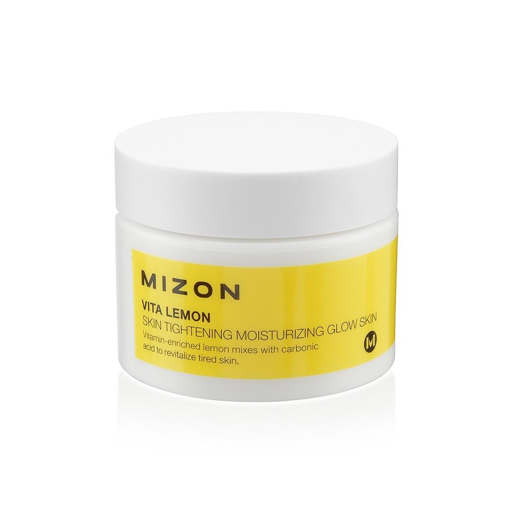 Восстанавливающий витаминный крем для лица Mizon Vita Lemon Calming Cream, 50 мл