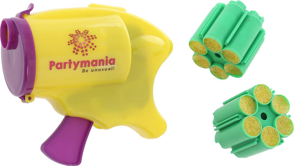 Partymania Многозарядная хлопушка-пистолет ОБА!НА
