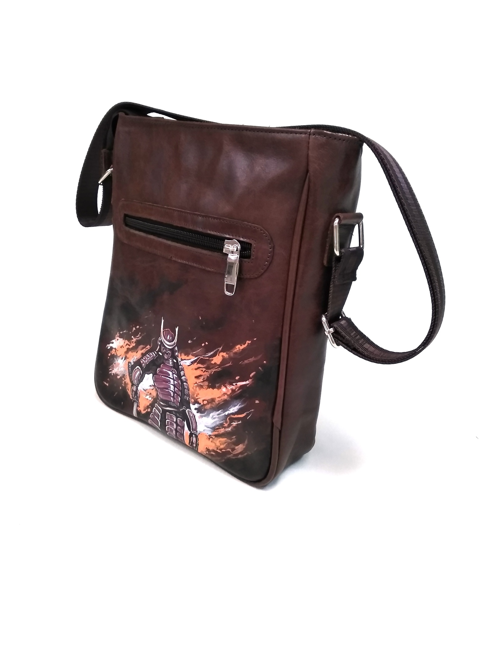 Сумка на плечо Autopremium сумка-планшет, 770000, коричневый цена