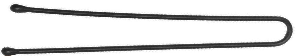 Шпилька для волос Dewal Dewal, SLT60P-1/60, черный